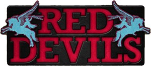 Red Devils Army Book (FOW MID)