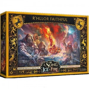 R'HLLOR FAITHFUL: A SONG OF ICE AND FIRE EXP.