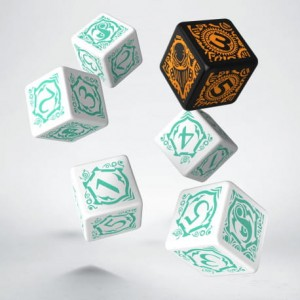 Faction Dice: Retribution of Scyrah