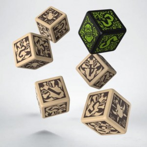 Faction Dice: MINIONS Dice