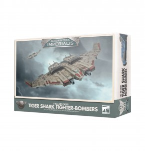 AERONAUTICA IMPERIALIS: T'AU TIGER SHARK FIGHTER-BOMBERS