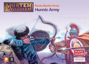 Mortem et Gloriam Hunnic Pacto Starter Army