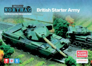 Battlegroup NORTHAG British Starter Army