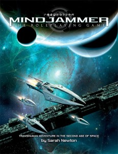 Mindjammer: The Roleplaying Game Core Rulebook