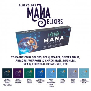 SCALE75 INSTANT Colors Set - Mana Elixirs