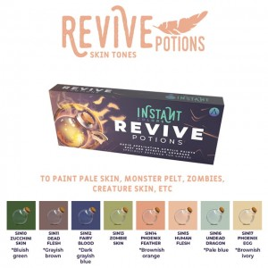 SCALE75 INSTANT Colors Set - Revive Potions
