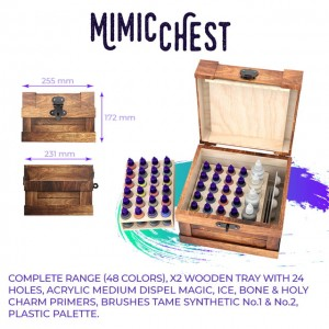 SCALE75 INSTANT Colors Mimic Chest