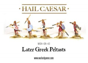 LATER GREEK PELTASTS [MADE TO ORDER]