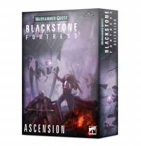 BLACKSTONE FORTRESS: ASCENSION (ENGLISH)