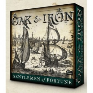 Oak & Iron: Gentlemen of Fortune Ship Expansion