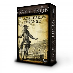 Oak & Iron: Blackbeard's Revenge Ship Expansion