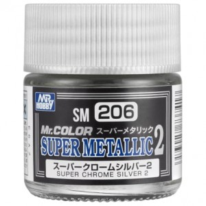 SM-206 Super Chrome Silver 2
