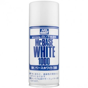 B-518 Mr.Base White 1000
