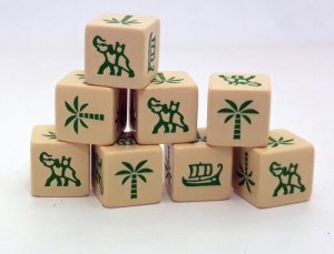 Age of Hannibal Punic/Carthaginian Dice
