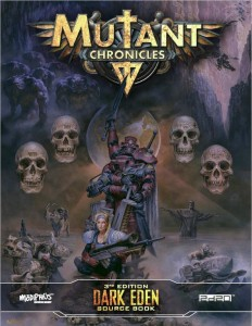 Mutant Chronicles: Dark Eden Sourcebook
