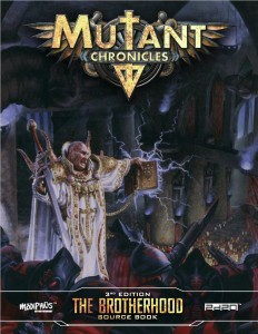 Mutant Chronicles: Brotherhood Sourcebook