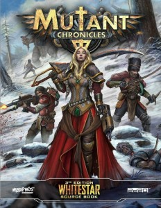 Mutant Chronicles: Whitestar Sourcebook