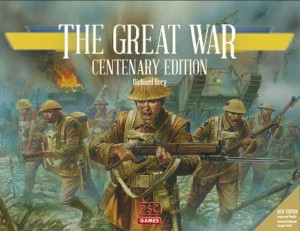 The Great War: Centenary Edition Board Game