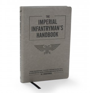 THE IMPERIAL INFANTRYMAN'S HANDBOOK
