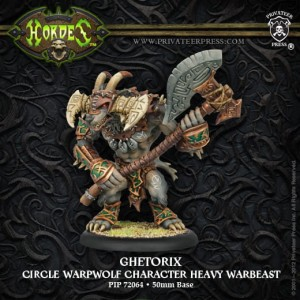 CIRCLE GHETORIX WARPWOLF UPGRADE KIT