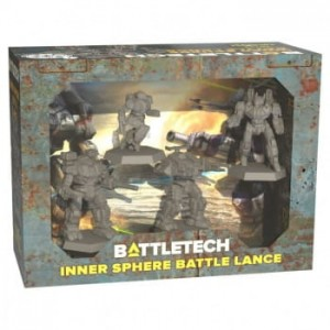 BattleTech: Inner Sphere Battle Lance