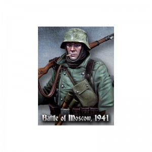 Battle of Moscow, 1941 BUST