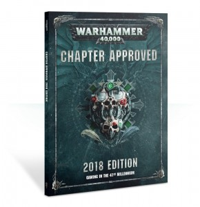 WARHAMMER 40000: CHAPTER APPROVED 2018 (ENG)
