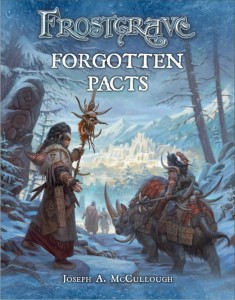 FROSTGRAVE - FORGOTTEN PACTS