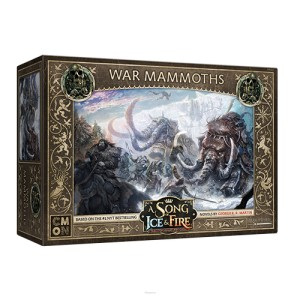 A Song of Ice and Fire: War Mammoths