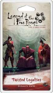 Twisted Loyalties Dynasty Pack: L5R LCG