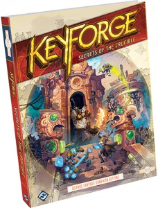 KeyForge: Secrets of the Crucible: Genesys RPG