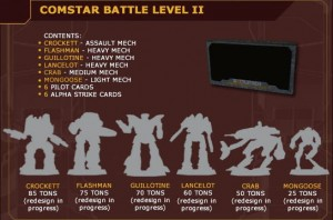 BattleTech: ComStar Battle Level II