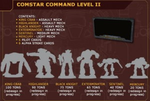 BattleTech: ComStar Command Level II
