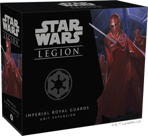 STAR WARS: LEGION IMPERIAL ROYAL GUARDS UNIT EXPANSION