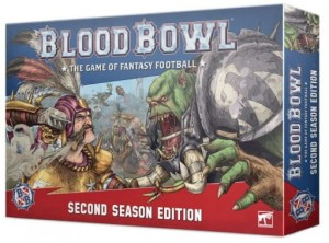 BLOOD BOWL: SECOND SEASON EDITION (DODRUK/SECOND PRINTING) LIMITOWANA ILOŚĆ