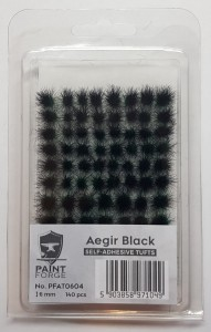 Aegir Black 6MM