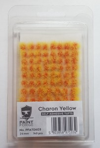 Charon Yellow 6MM