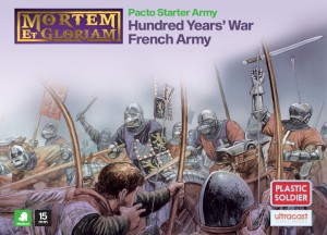 Hundred Years' War French MeG Pacto Starter Army