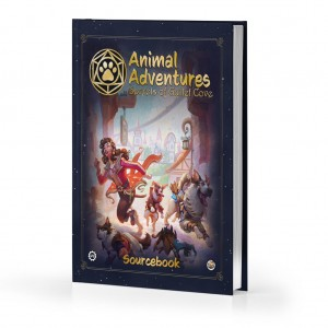 Animal Adventures - Secrets of the Gullet Cove Sourcebook