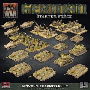 Tank-Hunter Kampfgruppe Army Deal (Plastic)