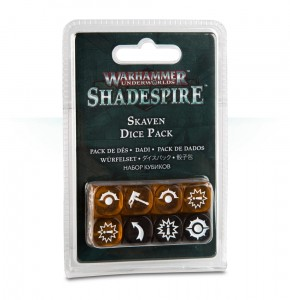 SPITECLAW'S DICE SET