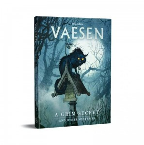 Vaesen - A Wicked Secret and Other Mysteries - ENG
