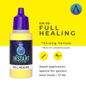 Scale75 Instant Colors - FULL HEALING
