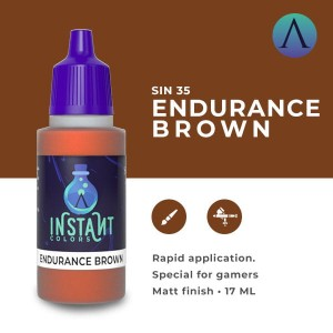 Scale75 Instant Colors - ENDURANCE BROWN