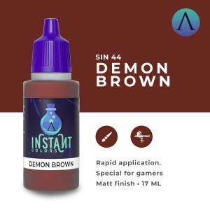 Scale75 Instant Colors - DEMON BROWN