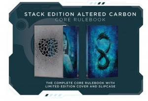 Altered Carbon RPG Deluxe Edition