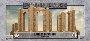 Gothic Battlefields - Gallery of Valour - Sandstone
