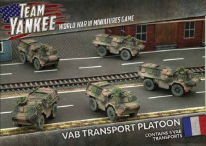 VAB Transport Platoon