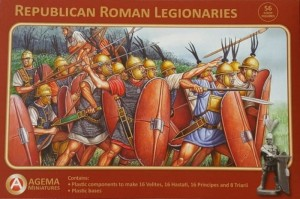 AGEMA REPUBLICAN ROMAN LEGION