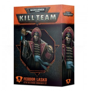 KILL TEAM COMMANDER: FEODOR LASKO (ENG) [OOP]
